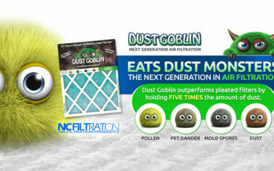 Dust Goblin, Clean Air and Your Apartment